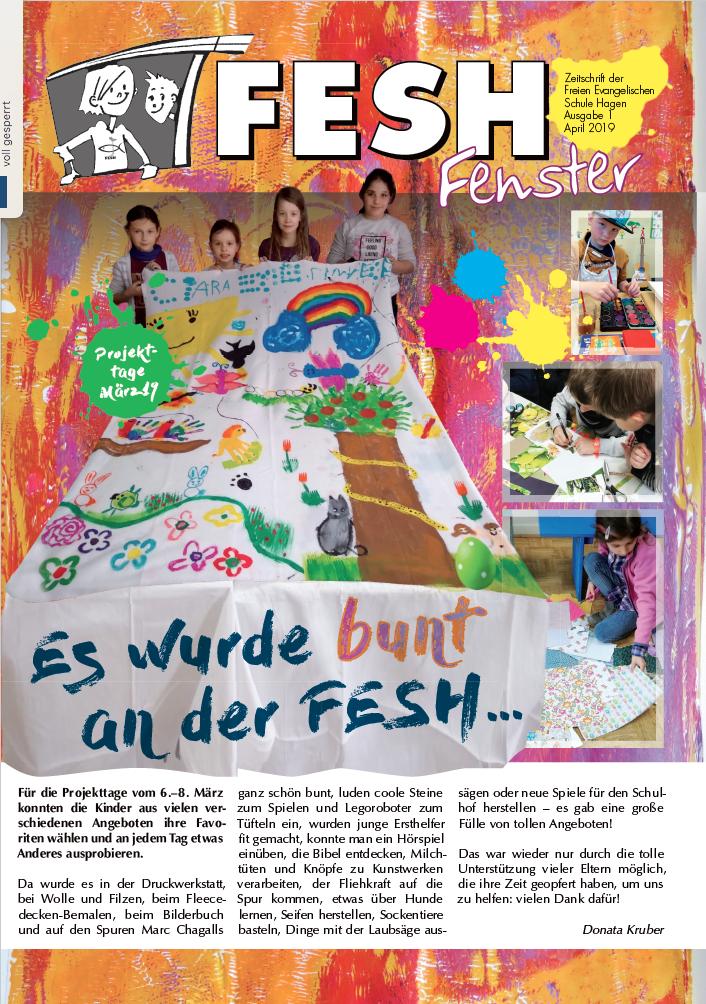 FESH Fenster 2019/1